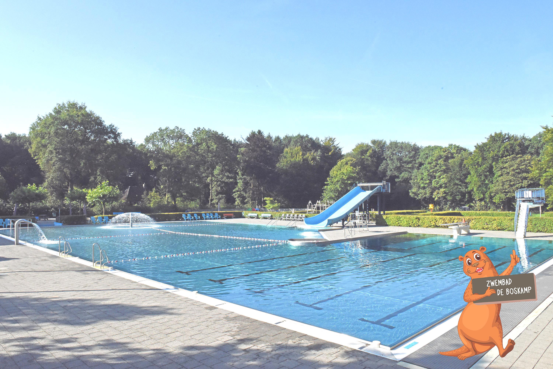 Openluchtzwembad De Boskamp